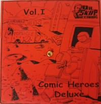 DSR002 - Comic Heroes Deluxe Vol. 1
