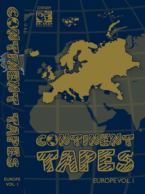 The Continent Tapes Vol. I (Europe)