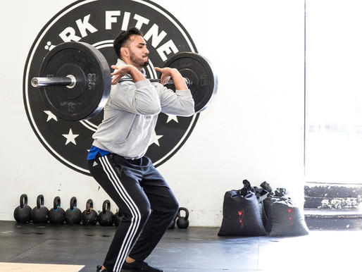 Olympic Weightlifting: The Clean