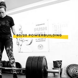80/20 PowerBuilding