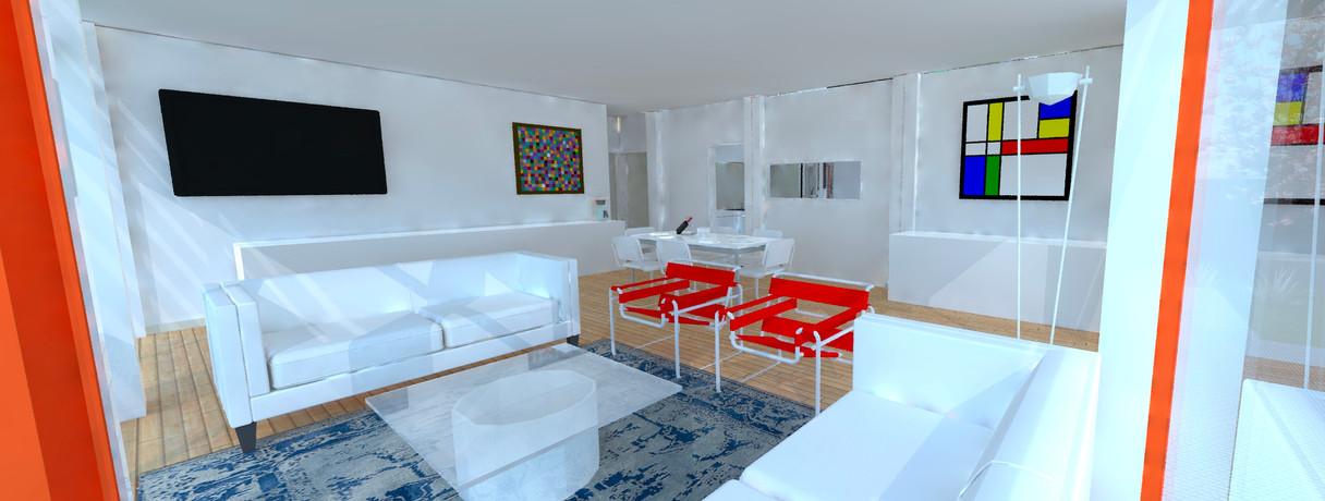 The Blues + Interior of Livingroom.jpeg