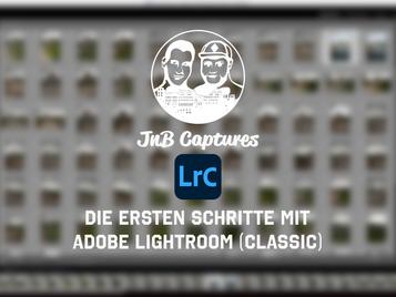 Bildbearbeitung mit Lightroom