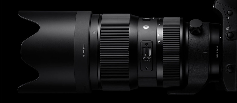 Sigma 50-100mm f1.8 ART