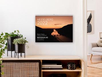 Neuer Heidelberg-Kalender