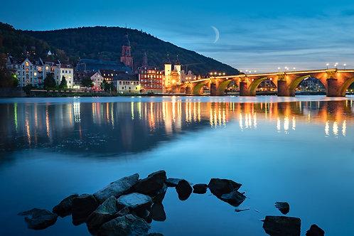 "Heidelberg ""Alte Brücke"""