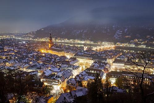 """Heidelberg """"Schnee"""""""