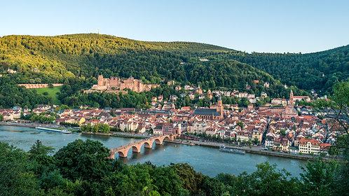 "Heidelberg ""Philosophenweg"""