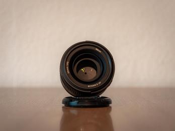 Nikkor AF-S 50mm f1.8 G