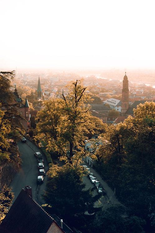 """Heidelberg """"Nachmittag"""""""