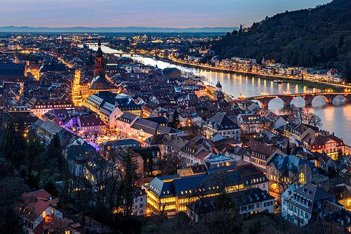"Heidelberg ""Lichter der Altstadt"""