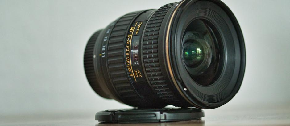 TOKINA AF 11-16mm f2.8 Pro DX II