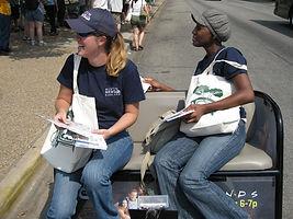 Field Marketing | Metrocycle Pedicabs