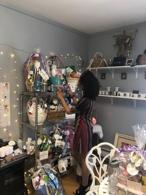 Browsing the Showroom