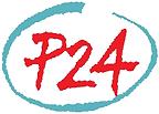 Logo P24 Lila Livorno