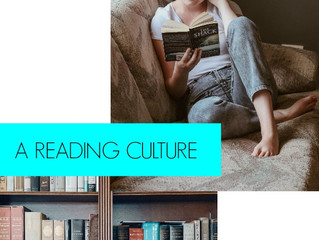 Realistic Ways to Create a Reading Culture in Families