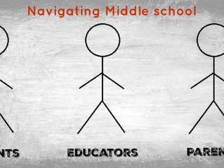 Navigating Middle School