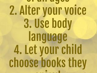 Make Reading Come Alive!