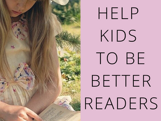 How to Help Kids Love Reading