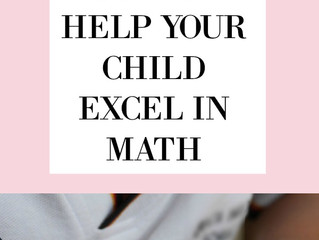 Help Students Excel in Math