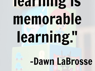 Dawn LaBrosse: Simple Things Parents Can Do to Prepare Young Children to Read