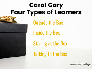 Carol Gary on Read With You Presents