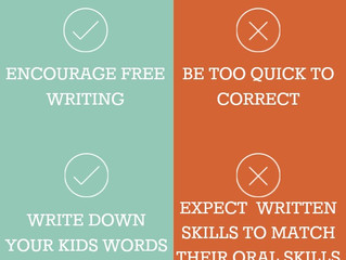 Helping Children Become Strong Writers