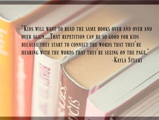 Read With You Presents: Kayla Stucki