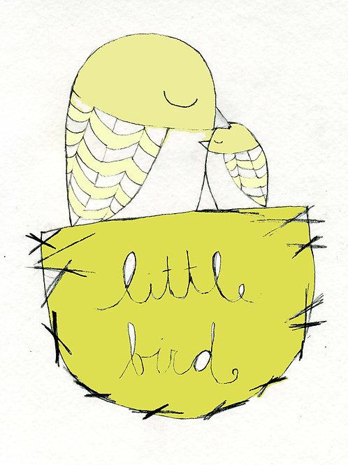 Little Bird Print