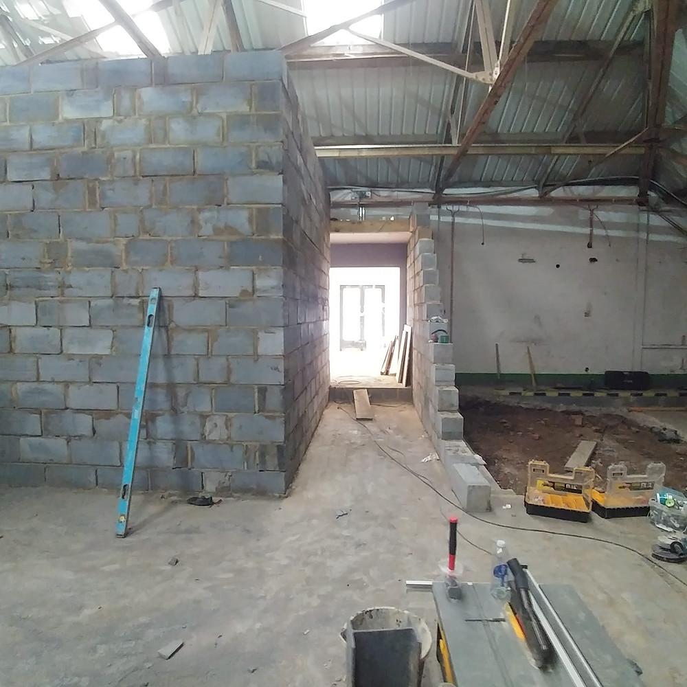 Pre Build