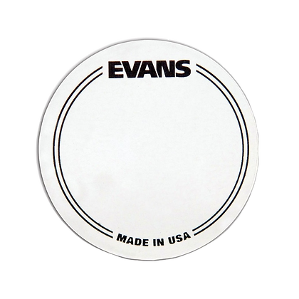 Evans EQ Bass Drumhead Patch (2 Pack)