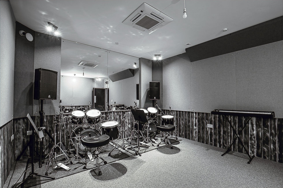 Pod A The Drum Room