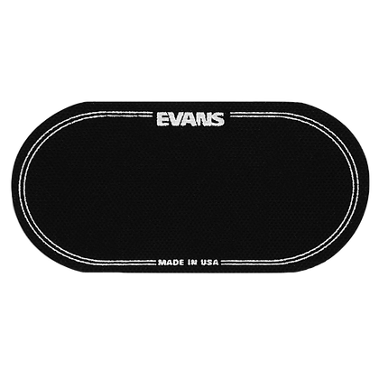 Evans EQ Bass Drumhead Patch Double Pedal (2 Pack)