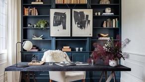 15 טיפים לעיצוב המשרד הביתי החדש שלכם