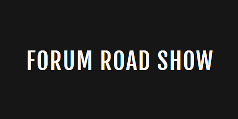 Forum Road Show - Young Contemporary