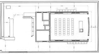 Plattegrond Expogangen Veilingzaal Inkom