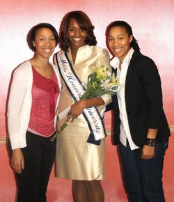 Former Miss Howard University