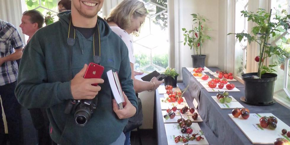 15 jaar 't Grom & Tomatenfestival Arboretum Kalmthout
