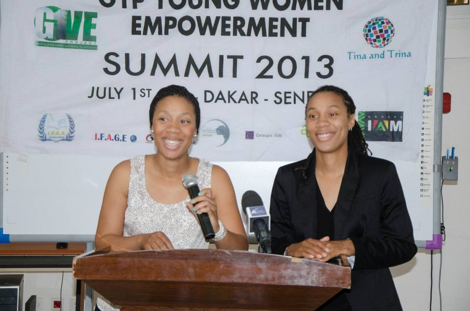 Women's Summit in Dakar, Senegal
