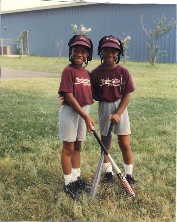 First Year of Youth Softball