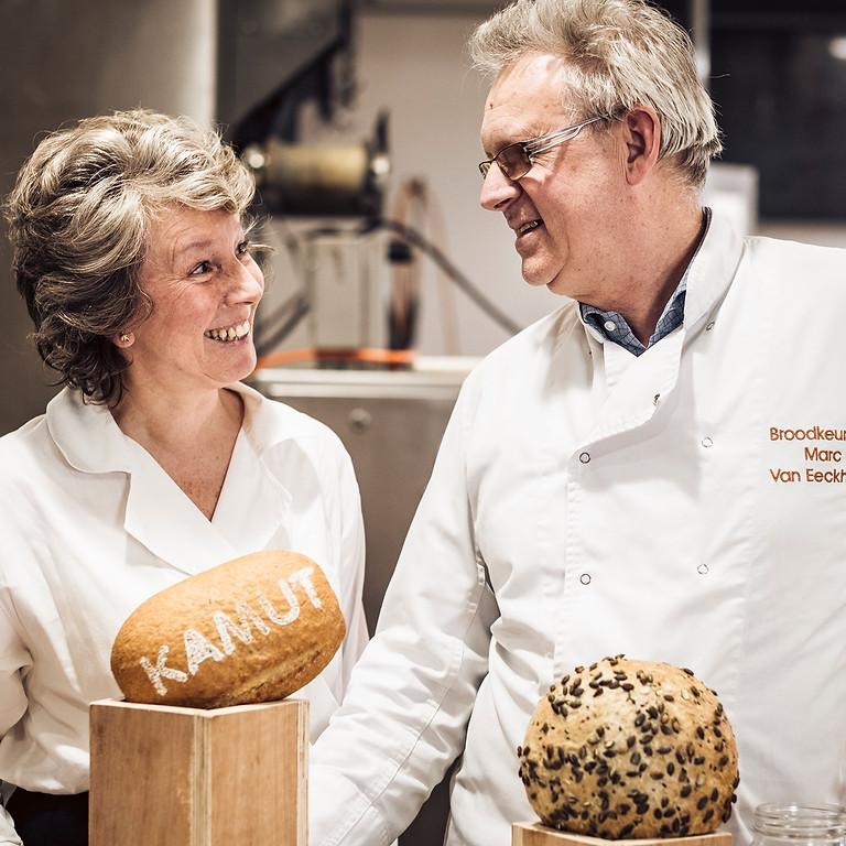 Desemcursus - ambachtelijk brood in de houtoven