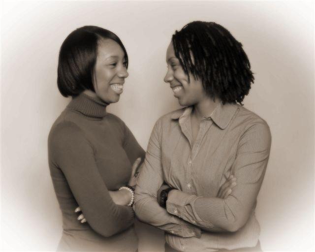 Tina and Trina