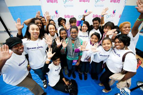 Dream Girls DMV at Girl Up