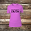 Thumbnail: My Gift Women's Fitted T-Shirt, Tapered Fit