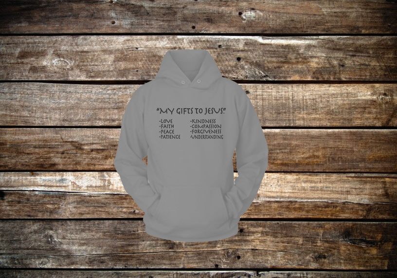 My Gifts Hoodie