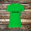 Thumbnail: My Gift Women's V-Neck T-Shirt, Tapered Fit