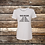 Thumbnail: End Racism Ladies Fitted Short Sleeve T Shirt