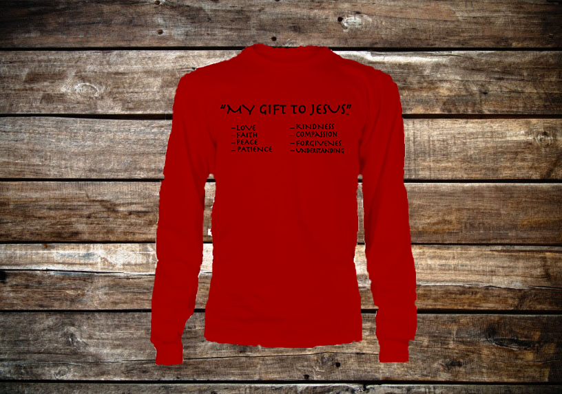 My Gifts Long Sleeve T-Shirt