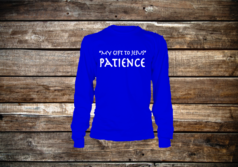 My Gift Long Sleeve T-Shirt