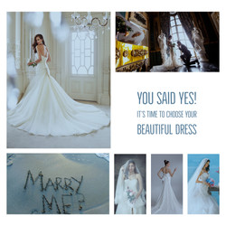 Create Your Perfect Wedding Dress