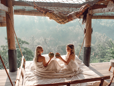 The Famous Bali Swing Airbnb